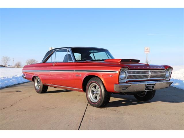 1965 Plymouth Belvedere (CC-1438705) for sale in Clarence, Iowa