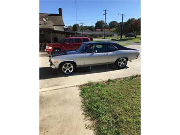 1972 Chevrolet Nova (CC-1438713) for sale in Cadillac, Michigan