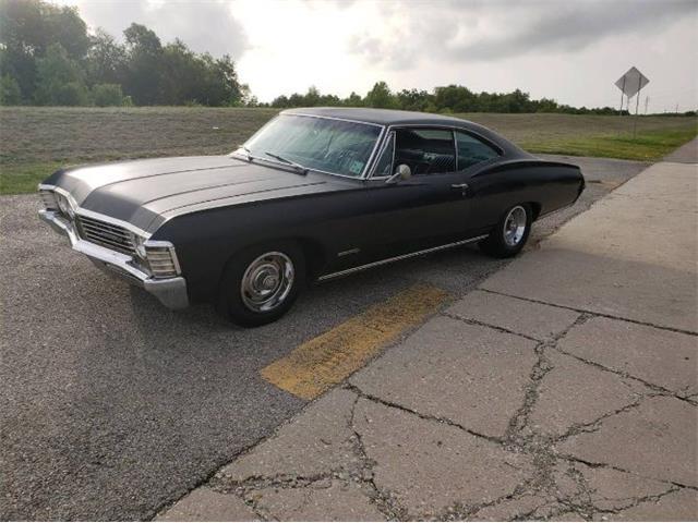 1967 Chevrolet Impala (CC-1438718) for sale in Cadillac, Michigan