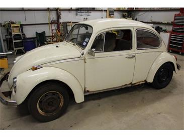 1968 Volkswagen Beetle (CC-1438719) for sale in Cadillac, Michigan