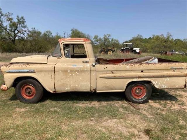 1959 Chevrolet Apache (CC-1430872) for sale in Cadillac, Michigan