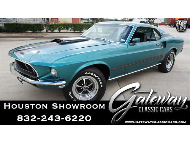 1969 Ford Mustang (CC-1438722) for sale in O'Fallon, Illinois