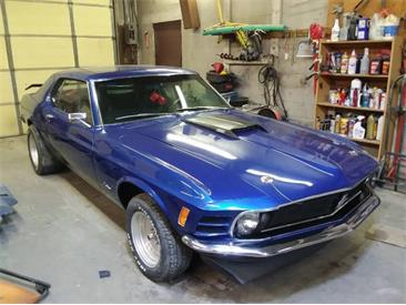 1970 Ford Mustang (CC-1438723) for sale in Cadillac, Michigan