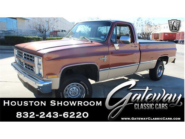 1986 Chevrolet K-10 (CC-1438726) for sale in O'Fallon, Illinois