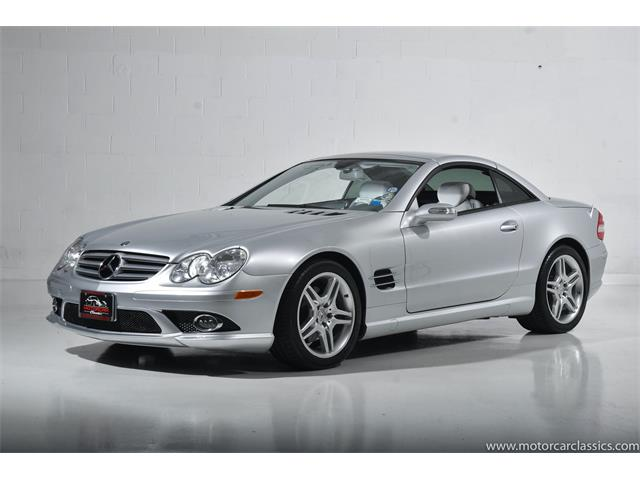 2007 Mercedes-Benz SL-Class (CC-1438742) for sale in Farmingdale, New York