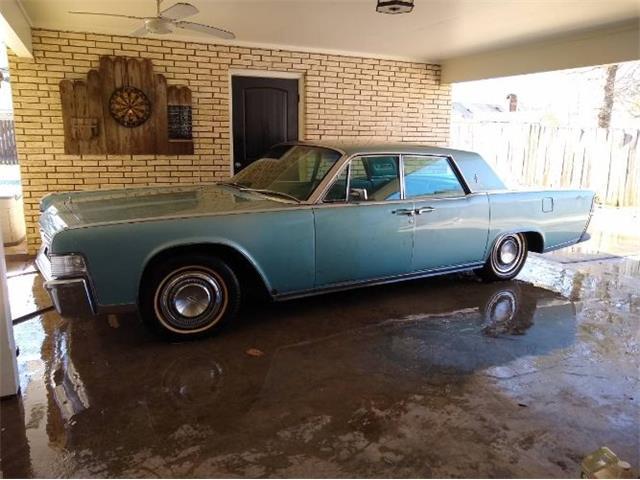 1965 Lincoln Continental (CC-1438743) for sale in Cadillac, Michigan