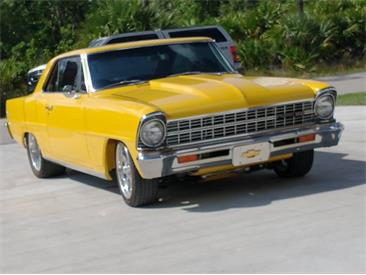 1967 Chevrolet Nova (CC-1438751) for sale in Cadillac, Michigan