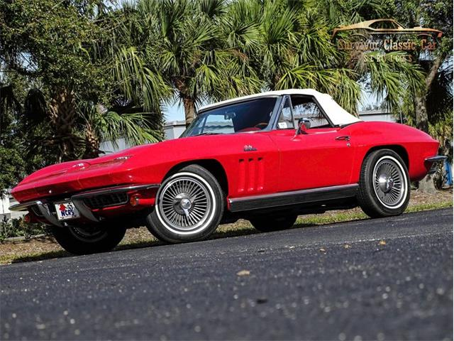 1966 Chevrolet Corvette (CC-1438752) for sale in Palmetto, Florida