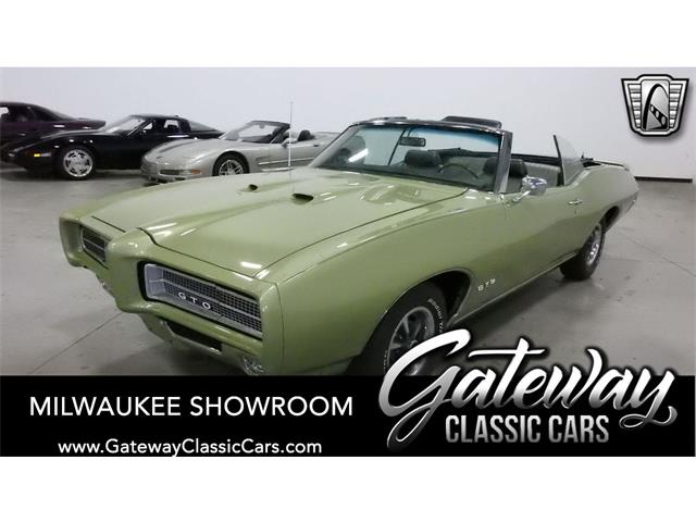 1969 Pontiac GTO (CC-1438759) for sale in O'Fallon, Illinois