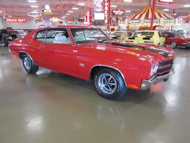 1970 Chevrolet Chevelle (CC-1438766) for sale in Greenwood, Indiana