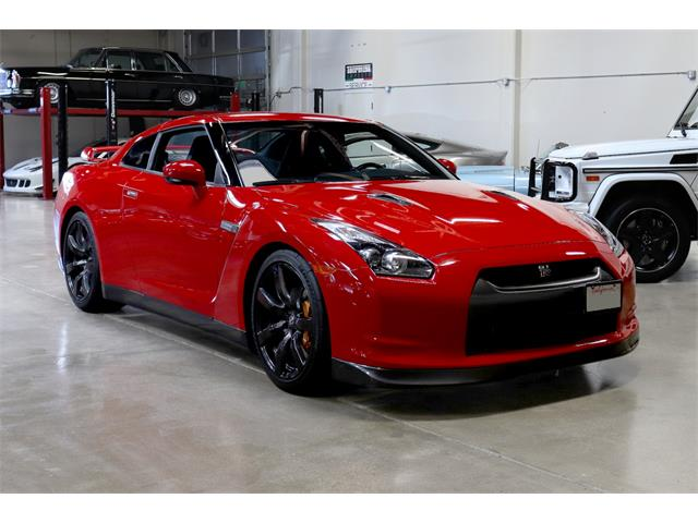 2010 Nissan GT-R (CC-1438774) for sale in San Carlos, California