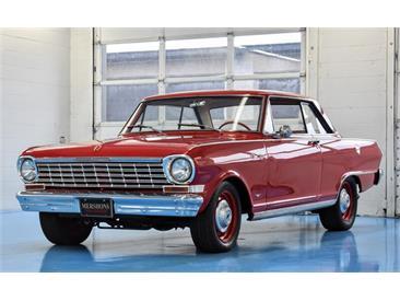 1964 Chevrolet Nova SS (CC-1438776) for sale in Springfield, Ohio