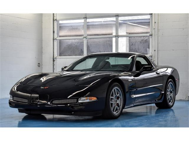 2002 Chevrolet Corvette Z06 (CC-1438777) for sale in Springfield, Ohio