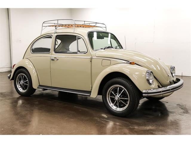 1969 Volkswagen Beetle (CC-1438781) for sale in Sherman, Texas
