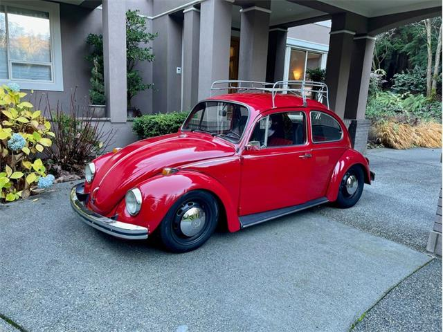 1968 Volkswagen Beetle (CC-1438783) for sale in Seattle, Washington