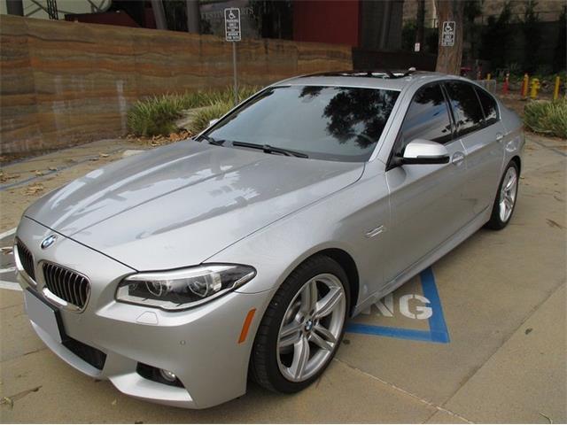 2014 BMW 5 Series (CC-1438787) for sale in Laguna Beach, California