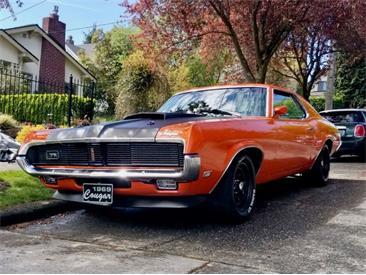 1969 Mercury Cougar (CC-1438791) for sale in Seattle, Washington