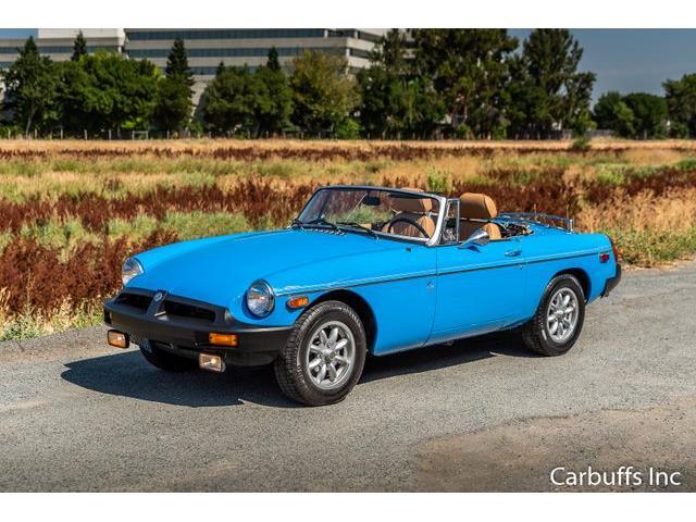 1979 MG MGB (CC-1438794) for sale in Concord, California