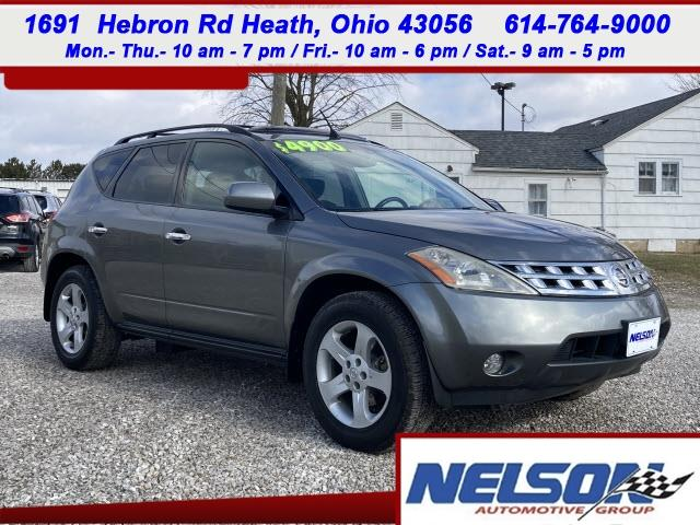 2005 Nissan Murano (CC-1438805) for sale in Marysville, Ohio
