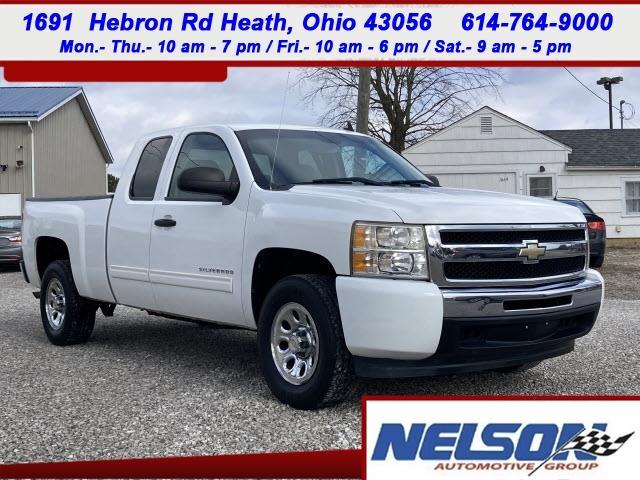 2010 Chevrolet Silverado (CC-1438807) for sale in Marysville, Ohio