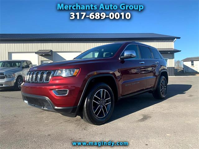 2019 Jeep Grand Cherokee (CC-1438812) for sale in Cicero, Indiana