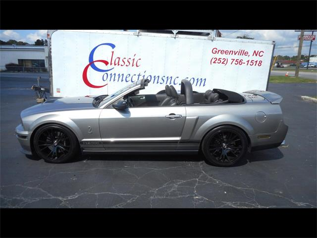 2009 Shelby GT500 (CC-1438813) for sale in Greenville, North Carolina