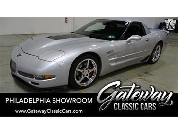2002 Chevrolet Corvette (CC-1438814) for sale in O'Fallon, Illinois