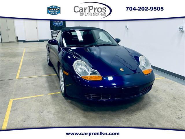 2002 Porsche Boxster (CC-1438819) for sale in Mooresville, North Carolina