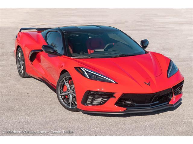 2020 Chevrolet Corvette (CC-1438820) for sale in Ocala, Florida