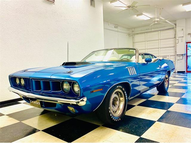 1971 Plymouth Barracuda (CC-1438828) for sale in Largo, Florida