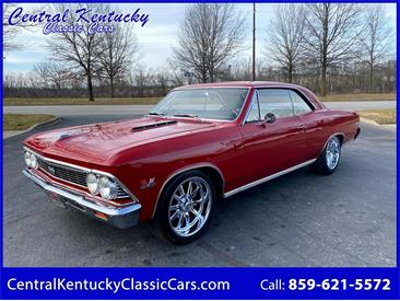 1966 Chevrolet Chevelle (CC-1438835) for sale in Paris , Kentucky