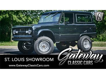 1973 Ford Bronco (CC-1438836) for sale in O'Fallon, Illinois