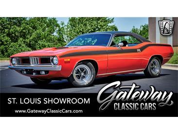 1972 Plymouth Cuda (CC-1438839) for sale in O'Fallon, Illinois