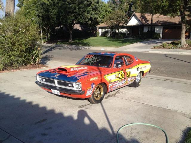 1971 Dodge Demon (CC-1430884) for sale in Jackson, Mississippi