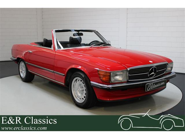 1974 Mercedes-Benz 450SL (CC-1438845) for sale in Waalwijk, [nl] Pays-Bas