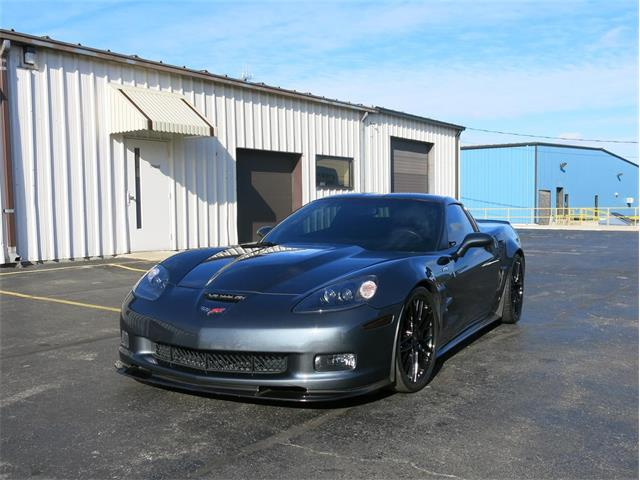 2009 Chevrolet Corvette ZR1 (CC-1438849) for sale in Manitowoc, Wisconsin