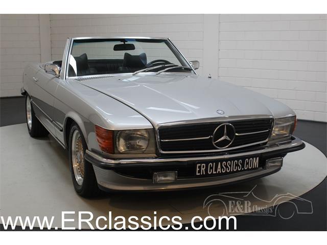1973 Mercedes-Benz 450SL (CC-1438850) for sale in Waalwijk, Noord Brabant