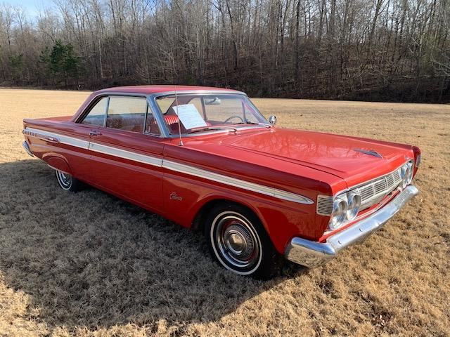 1964 Mercury Comet Caliente (CC-1438856) for sale in Benton, Arkansas