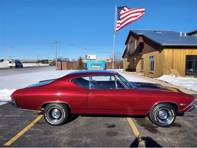 1968 Chevrolet Chevelle (CC-1438862) for sale in RICHMOND, Illinois