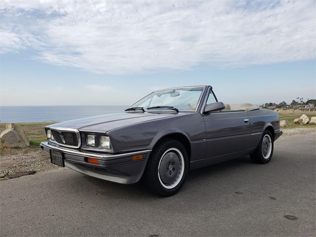 1990 Maserati Biturbo (CC-1438870) for sale in Gardena, California