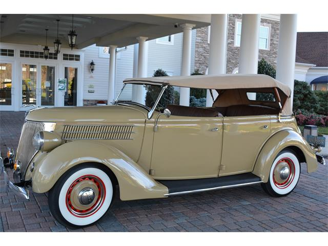 1936 Ford Model 68 (CC-1438874) for sale in Waretown, New Jersey