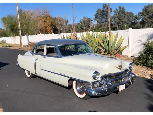 1953 Cadillac Sedan (CC-1438880) for sale in orange, California