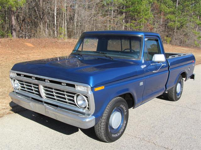 1974 Ford F100 (CC-1438883) for sale in Fayetteville, Georgia