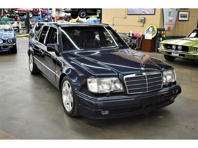 1994 Mercedes-Benz E500 (CC-1438884) for sale in Huntington Station, New York
