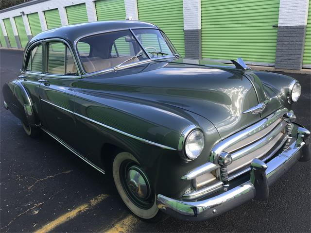 1950 Chevrolet 4-Dr Sedan (CC-1438885) for sale in Matawan, New Jersey