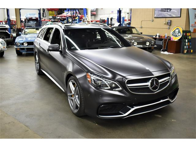 2014 Mercedes-Benz E63-S AMG (CC-1438886) for sale in Huntington Station, New York