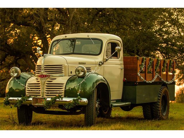 1947 Dodge W Series (CC-1438890) for sale in Waco, Texas