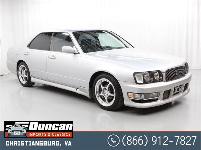 1995 Nissan Gloria (CC-1438895) for sale in Christiansburg, Virginia