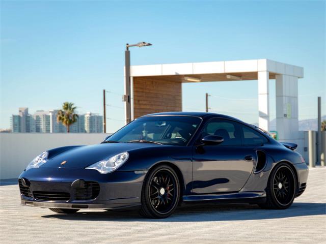 2001 Porsche 911 Turbo (CC-1430890) for sale in Marina Del Rey, California
