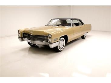 1966 Cadillac DeVille (CC-1438900) for sale in Morgantown, Pennsylvania